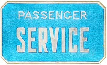 Служба пассажиров